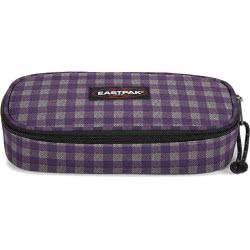 Eastpak Eastpack κασετίνα οβάλ checksange purple EK718-86N 5415320546797