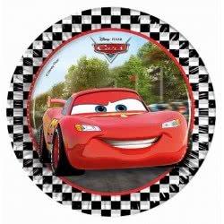 Group Operation Πιάτα Disney Cars Formula Μεσαία 8 Τεμ 085212 5201184852125
