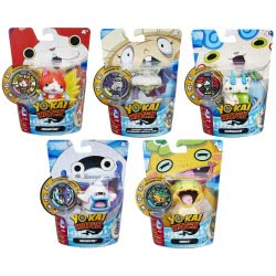 Hasbro Yo-Kai Medal Moments Figure And Medal B5937 5010994978105