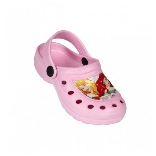 Loly Πεδιλάκια Τύπου Crocs Princess Ροζ Νο.28 2300000542-28 8427934806850