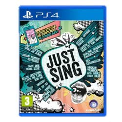 UBISOFT PS4 Just Sing 3307215938263 3307215938263
