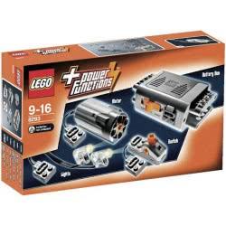 LEGO Technic Σετ Κινητήρα Power Functions 8293 5702015146227