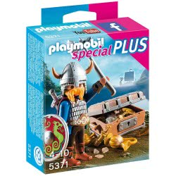 Playmobil Βίκινγκ Με Σεντούκι Θησαυρού 5371 4008789053718