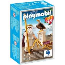 Playmobil History Θεός Δίας 9149 4008789091499