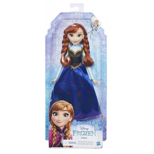 2c2bdc8930 Hasbro Disney Frozen Classic Doll Κούκλα Anna B5161   B5163 5010994949747