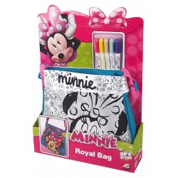 As company Minnie Mouse Τσάντα My Style Royal Bag 1080-05147 5203068051471