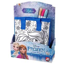 As company Disney Frozen Τσάντα Ζωγραφικής My Style Glam Bag 1080-05149 5203068051495