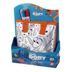 As company Finding Dory Ψάχνοντας την Ντόρυ Τσάντα ζωγραφικής My Style Glam Bag 1080-05156 5203068051563