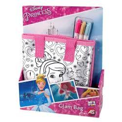 As company Disney Princess Τσάντα Ζωγραφικής My Style Glam Bag 1080-05157 5203068051570