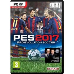 KONAMI PC Pro Evolution Soccer 2017 με Ελληνική Εκφώνηση 4012927076705 4012927076705