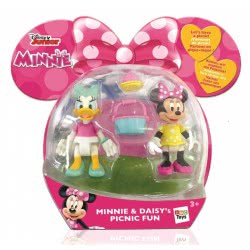 As company Σετ 2 φιγούρες Πικ Νικ Minnie Mouse 1003-81960 8421134181960