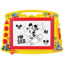 As company Mickey Mouse Πίνακας Γράψε - Σβήσε 1028-12253 5203068122539