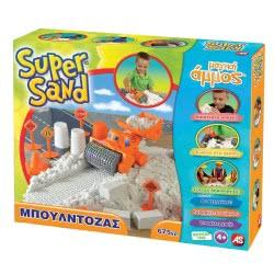 As company Super Sand Άμμος Εργοτάξιο 675Gr 1046-42617 5203068426170