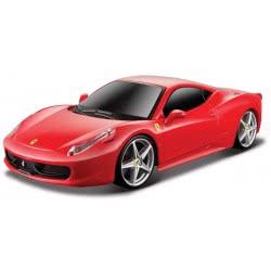 Maisto Fresh Metal 1:24 Motosounds Ferrari 458 Italia 81220 090159812296