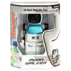 Silverlit Robot Moonwalker 7530-88310 4891813883104