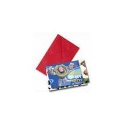 PROCOS Προσκλήσεις Toy Story 3 10 4322 5201184043226