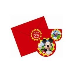 PROCOS Προσκλήσεις Και Φάκελα Mickey . 10 9797 5201184097977