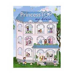 susaeta Top Princess my House 2 G-582-2 9789605021962