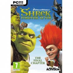 Activision PC Shrek Forever After 5030917081835 5030917081835
