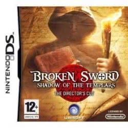 UBISOFT Ds Broken Sword Shadow Of The Templ 3307211641433 3307211641433