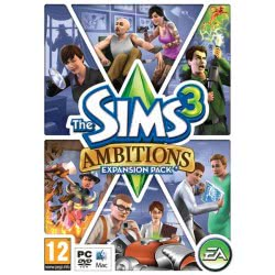 EA GAMES PC THE SIMS 3 AMBITIONS 5030948088247 5030948088247