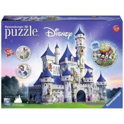 Ravensburger Παζλ 3D Maxi Καστρο Disney 05-12587 4005556125876