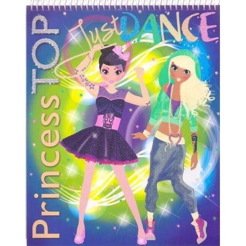 susaeta Top Princess Just Dance 2 Μπλέ G-592-2 9789605023065
