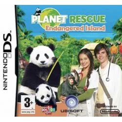 UBISOFT Ds Planet Rescue Endangered Island 3307211608504 3307211608504