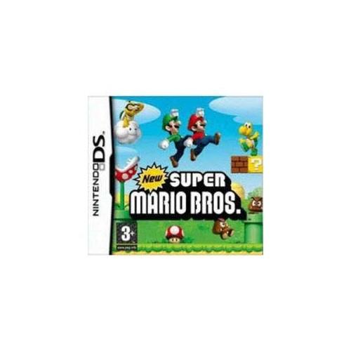 Nintendo DS New Super Mario Bros . 045496737313