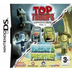UBISOFT Ds Top Thrumps Horror 3307210253309 3307210253309
