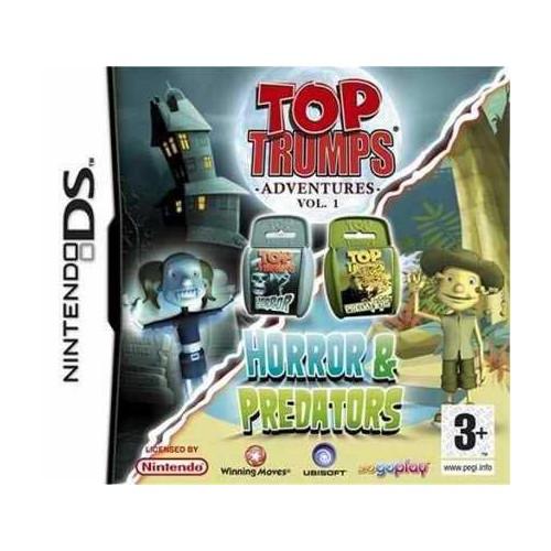 UBISOFT DS TOP THRUMPS HORROR 3307210253309 3307210253309