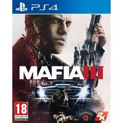 2K Games PS4 Mafia 3 5026555421720 5026555421720