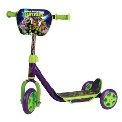 As company Πατίνι Scooter Τρίροδο Χελωνονιντζάκια TMNT Turtles 5004-50150 5203068501501