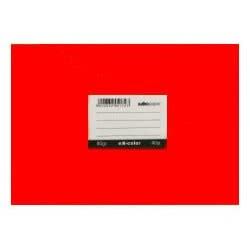 salko paper Salko Τετράδιο στενόμακρο κόκκινο 5155 5202832051556