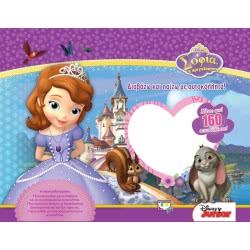 ΨΥΧΟΓΙΟΣ Disney Sofia: Διαβάζω Και Παίζω Με Αυτοκόλλητα 17058 9786180111934