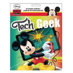 GIM Sticker Album Mickey and Friends 773-12891 5204549094147