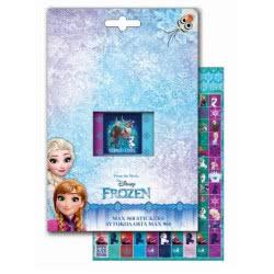 GIM Αυτοκόλλητα Max Disney Frozen North 960 τεμάχια 771-80180 5204549095823