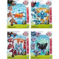 Hasbro Transformers Rid Minicon Weaponizer - 4 σχέδια B9178 5010993309078
