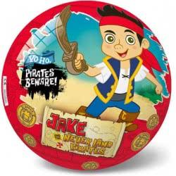 star Πλαστική μπάλα Disney Jake και πειρατές 23 εκ. 12-2763 5202522127639