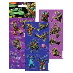 GIM Αυτοκόλλητα Sticker Laser Ninja Turtles Χελωνονιντζάκια TMNT Teenage Mutant 774-02310 5204549094178