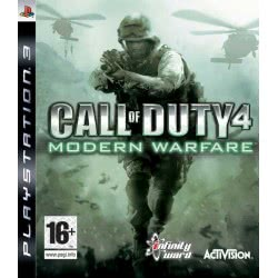 Activision PS3 Call Of Duty 4 Modern Warfare 5030917056277 5030917056277