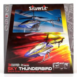 Silverlit Τηλεκατευθυνόμενο ελικόπτερο Sky Thunderbird 7530-84752 4891813847526