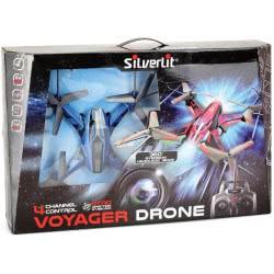 Silverlit Τηλεκατευθυνόμενο Voyager Drone 7530-84759 4891813847595