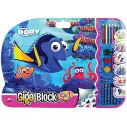 As company Σετ ζωγραφικής Giga Block 5 σε 1 Finding Dory Ψάχνοντας την Ντόρυ 1023-62694 5203068626945