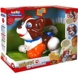 Clementoni baby Μίμης Το Σκυλάκι 1000-63546 8005125635467