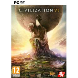 2K Games PC Sid Meier`S Civilization VI 5026555065368 5026555065368