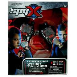 Just toys Spy X New Wrist Walkie Talkies 10520 840685105207