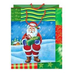 OEM Χριστουγεννιάτικη τσάντα δώρου 56 x 40 x 17 930344 0930344000120