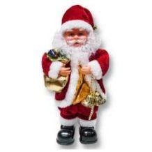 OEM Άγιος Βασίλης με μουσική 27 x 14 εκ 931131 0931131000001