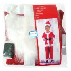 OEM Παιδική στολή Άγιος Βασίλης 4 - 7 ετών 931519 0931519000010